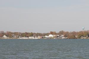 Downtown Kelleys Island