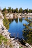 Horseshoe Lake1 - Kelleys Island