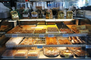 Tarpon Springs, FL - Greek bakery